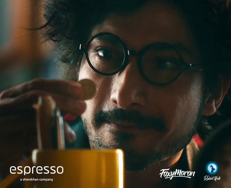 Paise ped Pe Nahi Ugte video cover image for Espresso by Sharekhan